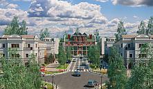 В микрорайоне «Ноттингем» под Минском начнут строить магистральные сети