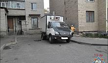 ДТП в Лунинце: пенсионерка попала под грузовик