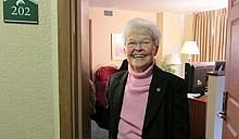 Американка съехала из отеля, прожив в нем 10 лет