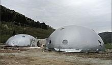 Румыны переселяются в дома инопланетян