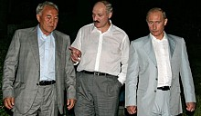 Лукашенко рассказал Назарбаеву какой работы не боится  в Казахстане