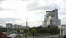 Объявлен конкурс на проект арт-объета перед зданием «Белгазпромбанка»