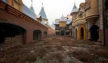 В Китае найден заброшенный Диснейленд