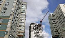 К 2017 году в Минске практически вдвое сократятся объемы строительства