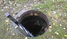 В Витебске 4-летний ребенок провалился в канализационный колодец