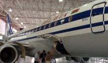 В Национальном аэропорту Минск самолет совершил аварийную посадку