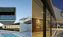 В Испании построили «консольный» дом
