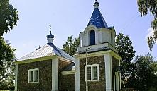 Неизвестный обворовал костел Пресвятой Троицы в Воложинском районе