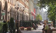 На Октябрьской площади воссоздадут костел XVII—XVIII веков