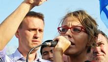 Навальный feet Собчак: как Алексея Навального покидала муза