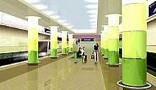 До 7 ноября будет открыта станция метро «Малиновка» и завершена реконструкция проспекта Дзержинского