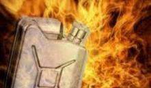 В Вилейском районе мужчина пытался сжечь дом с малолетними детьми