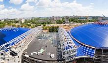 «Чижовка-Арена» осваивает проектные миллиарды, возводится руками грузинов и обществом инвалидов по зрению