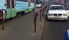 В Минске 12-летняя девочка попала под трамвай по дороге в школу
