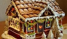 Конкурс «Лучший пряничный домик Норвегии»