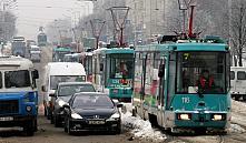 Возле вокзала в 2015 году будет закрыто движение трамваев