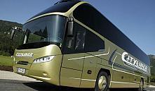 Международные автобусы будут отправляться на час раньше