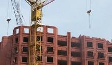 Объемы строительства уже заметно сократились