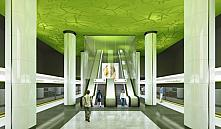 Новую ветку столичного метро строят по ускоренному графику