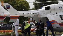 Крушение поезда в московском метро: 15 погибших, более 100 человек госпитализированы