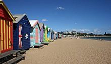 В Британии пляжные «кабинки» продают по цене частных коттеджей