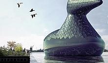 «Энергетическая утка» появилась у берегов Копенгагена