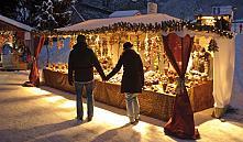 Новогодняя ярмарка откроется в Минске 12 декабря