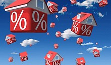 Ставка по ипотеке в США опустилась до минимума
