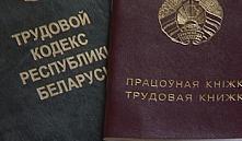 В Беларуси вводятся трудовые книжки нового образца